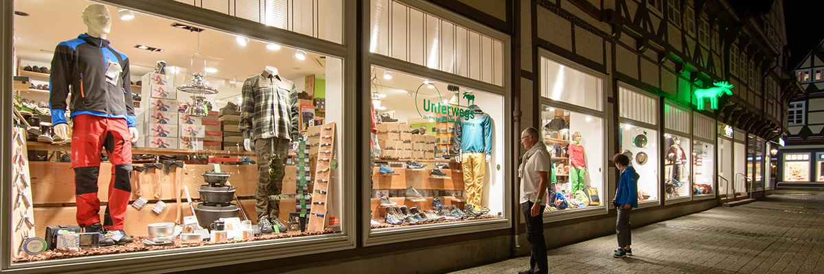 Unterwegs Ihr Outdoor Shop in Celle
